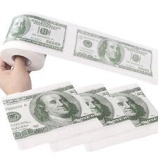 $100 Dollar Bill US Money Toilet Paper Tissue Roll Bathroom Novelty Funny Gift