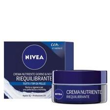 NIVEA VISAGE CREMA NUTRIENTE RIEQUILIBRANTE 50 ML VASO