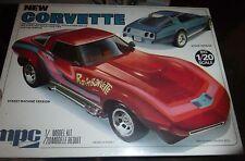 MPC 1978 CHEVROLET CORVETTE 1/20 Model Car Mountain KIT FS RAINBOW VETTE