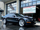 2007 Ford Mustang GT Premium Coupe 2007 Ford Mustang GT Premium Coupe 56360 Miles Black Coupe 4.6L V8 SOHC 24V Manu