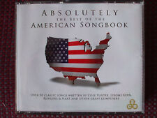 VA - Absolutely.The Best Of The American Songbook.3 Disc Box Set.Ex.Condition.