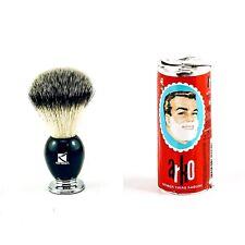 Arko Shaving Soap Stick 75gr. Keen Synthetic Large Shaving Brush / SAME DAY POST