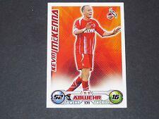 McKENNA 1. FC KÖLN TOPPS MATCH ATTAX PANINI FOOTBALL BUNDESLIGA 2009-2010