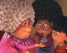 Jenny Slate signed The Lorax Movie 8x10 Photo w/COA Ted's Mom