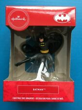 NIB Hallmark BATMAN Christmas Tree Ornament