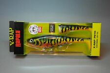 HTIP Hot Tiger Perch Rapala Wobbler X-Rap Otus 25cm Hybridköder XROU25