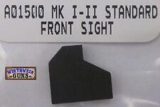 RUGER Front Sight for STANDARD Taper Barrel Mark 1 2 3 4 I II III IV & 22/45 MK
