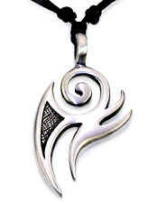 N16b Halskette Anhänger TRIBAL Herren Schmuck Surferkette Necklace Pendant Men