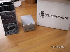 Dispense-Rite NLO-ADNH Countertop Silverware, Condiment, and Napkin Organizer