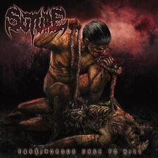 "SUTURE ""Carnivorous Urge to Kill"" death metal CD"