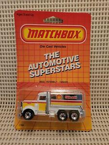 Matchbox  -Peterbilt Shell Tanker - # MB 56 - ***New On Card***
