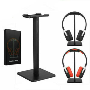 Aluminum Universal Headphone Headset Earphone Stand Holder Display Bracket Rack