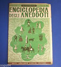 Nuovissima enciclopedia degli aneddoti - Edizioni Curcio  - n° 1