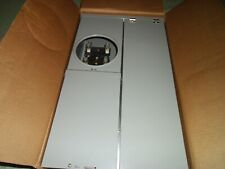 GE SURFACE//COMBINATION METER SOCKET LOAD CENTER 100AMP TM1410RMC1 NIB