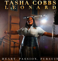 Tasha Cobbs Leonard - Heart. Passion. Pursuit. CD 2017 Motown Gospel •• NEW ••