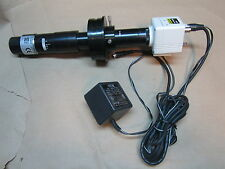 "Sentech STC-630AS 1/3"" CCD Microscopy Camera with Lens and power supply"