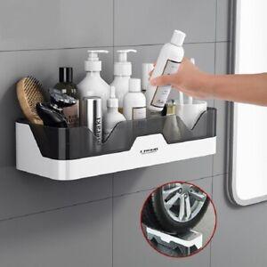 Shampoo Holder Storage Organizer Plastic Waterproof Home Bathroom Accessories