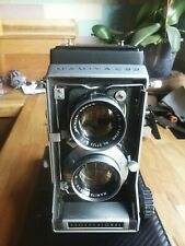 Mamiya C33 professional TLR camera with  fast 80 mm f2.5 lens new seals CLA