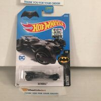 Batmobile #237 * Grey * 2017 Hot Wheels FACTORY SET Edition G9