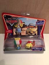 🆕 Disney Pixar CARS Supercharged GUIDO & LUIGI Movie Moment Series TWIN PACK