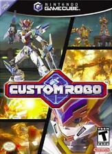Custom Robo Complete PL Nintendo GameCube VG