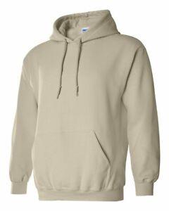 Gildan Heavy Blend Hoodie Men Pullover Plain Hooded Sweatshirt 18500