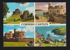 Cornish Castles Launceston/ St. Mawes/ Pendennis/ King Arthur's Cornwall England