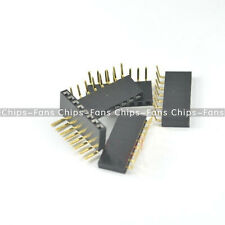 20PCS Header 2.54mm 1x8Pin Pitch Right Angle Female Single Row Socket Connector