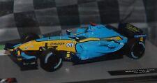 1/43 Ixo F1 Collection Renault R24 #7 Trulli 2004