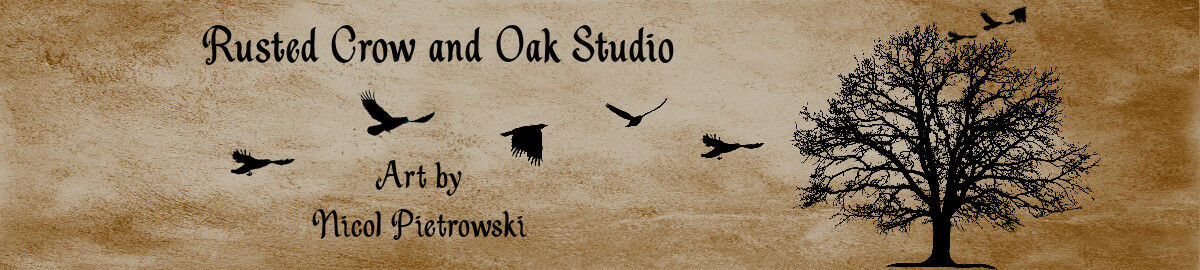 Rusted Crow and Oak Studio