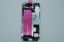 Iphone 5S Plata Cubierta Trasera Completa, cáscara, vivienda, GPS, puerto de carga, botones