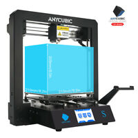 "US Anycubic Upgrade I3 Mega S 3D Printer 3.5""TFT Suspended Filament Rack PLA TPU"