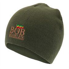 Bob Marley - Wake Up and Live Beanie