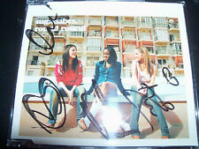 Sugababes Round Round Aus 5 Track CD Single Signed Autographed