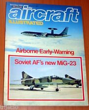 Aircraft Illustrated 1978 Dec AEW,Mig-23