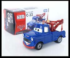 Tomica Disney C-32 CARS 2 Ivan Mater Diecast Car Blue New TAKARA TOMY Pixar