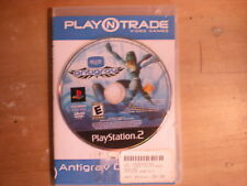 AntiGrav (Game Only)(Playstation 2/PS2) Used!