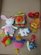 Bundle Of Colourful Baby Toys (Tiny Love, Fisher-Price, Mothercare, TOLO)