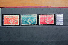 STAMPS GERMANY SAAR YVERT N°A9/11 USED (F100240)