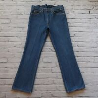 Vintage Levis 517 Bootcut Denim Jeans Made in USA 31