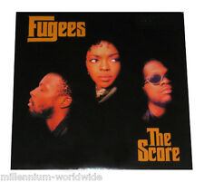 "SEALED & MINT - FUGEES - THE SCORE - DOUBLE 12"" VINYL LP - RECORD ALBUM"