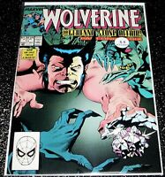 Wolverine 11 (5.5) 1st Print 1988 Series Marvel Comics