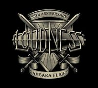 LOUDNESS Samsara Flight 2CD + DVD Limited Edition Japan