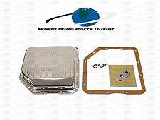 TH350/C Transmission Filter Kit with Pan High Flow