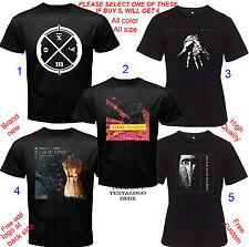 Clan of Xymox & Dead Can Dance Album Concer Tour Shirt Adult S,M,L~5XL,Kids,Baby
