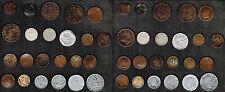 REGNO D' ITALIA LOTTO 22 MONETE DAL 1861 AL 1940 + 1 SOLDO STATO PONTIFICIO 1867