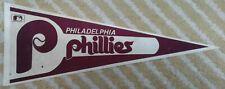 Philadelphia Phillies Full Size MLB baseball Pennant