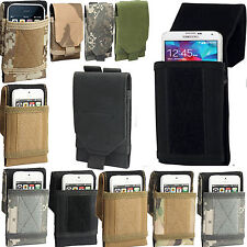 Sports Army Camou-Belt Pouch Case Cover Holder Holster for Various Phone models