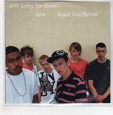 (GH949) AMR, Living The Dream / Argu3, Live My Life - 2009 DJ CD