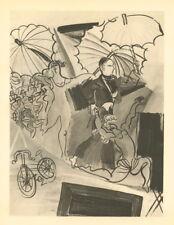 "Raoul Dufy ""Les equilibristes"""